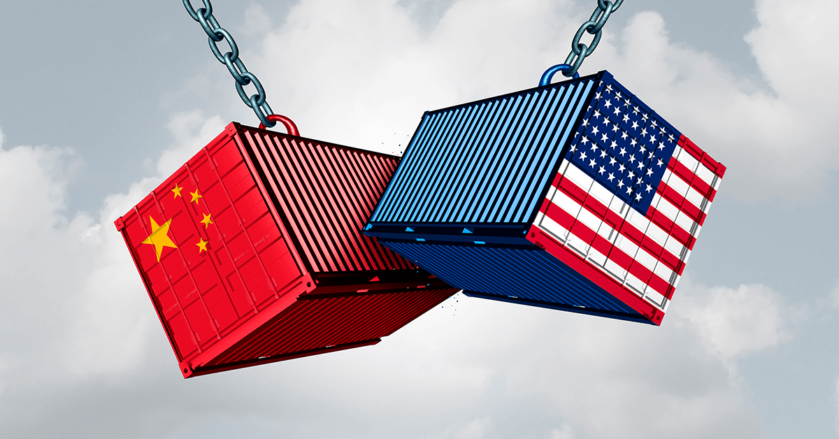 A possibilidade da China superar os Estados Unidos